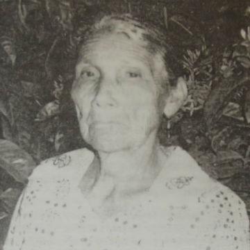 Sara María Baquero Salas