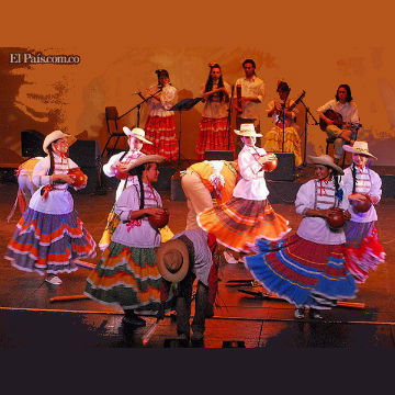 Escuela de Danzas Folclóricas Ciudad Musical