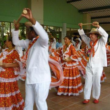 Grupo de Danzas de la Universidad Popular del Cesar