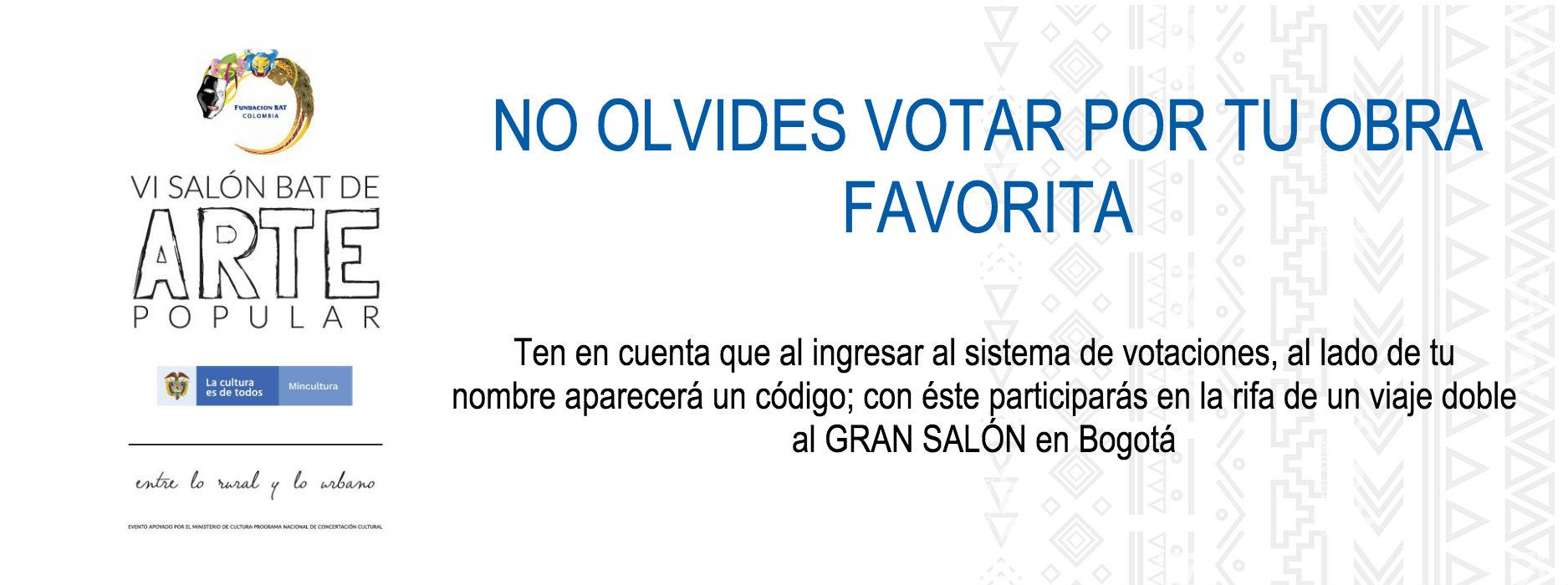 Código para votaciones