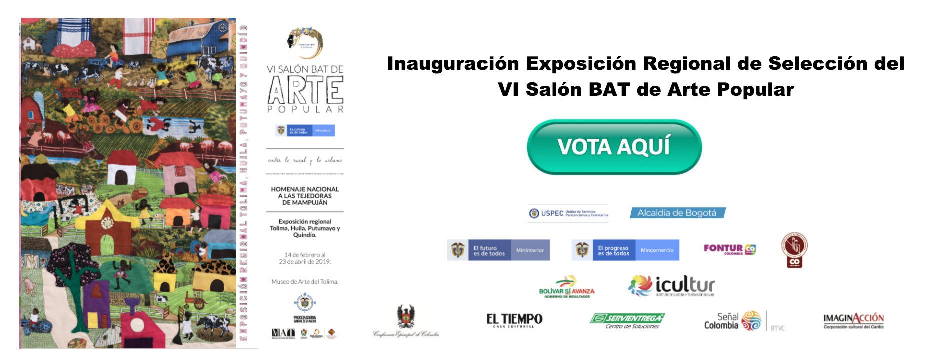 Exposición Tolima