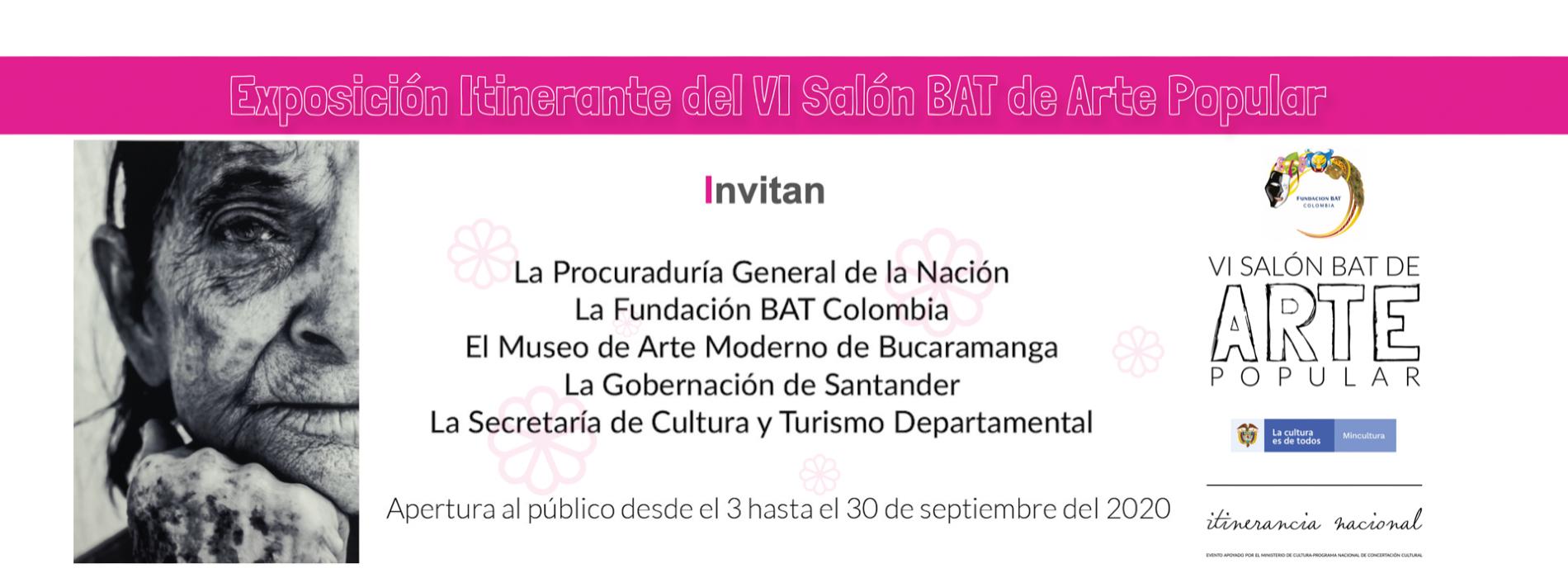 Banner itinerancia bucaramanga