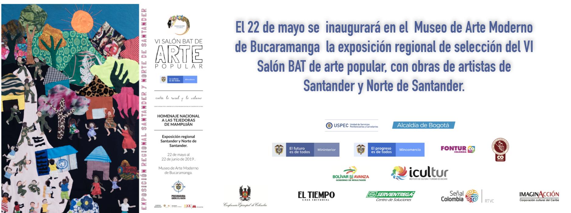 Invitation Santander y Norte de Santander