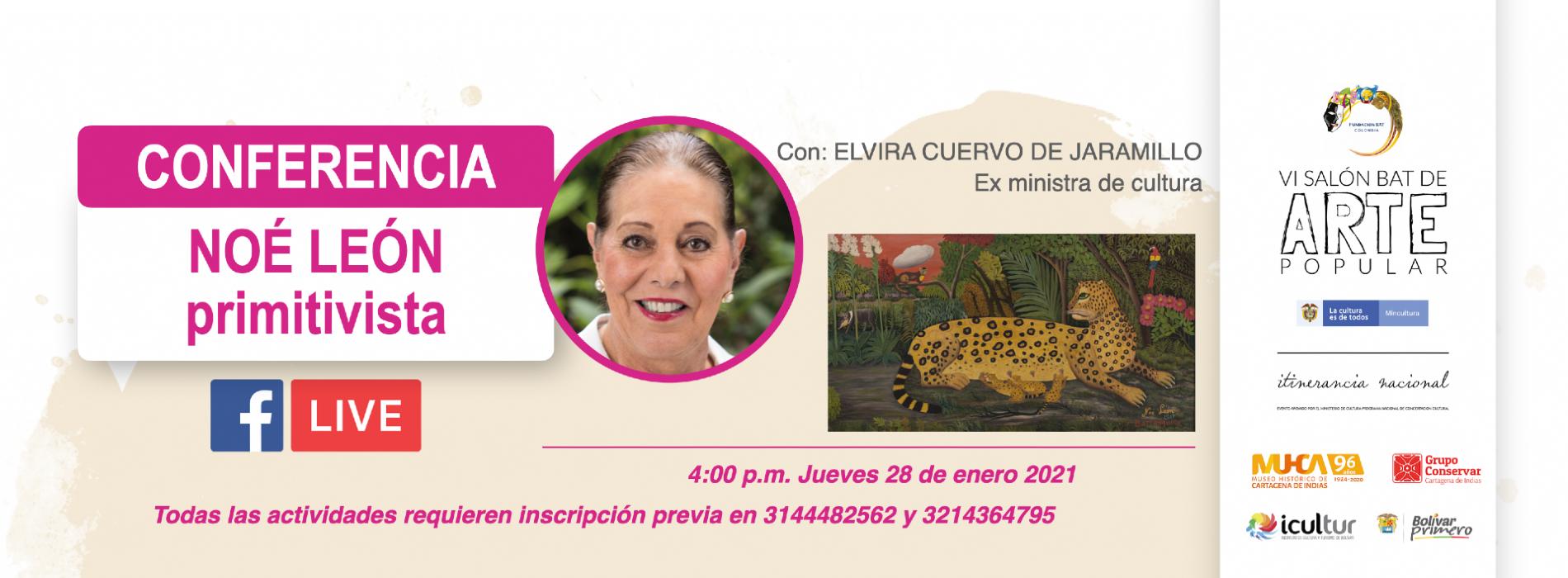 Exposición Noé León