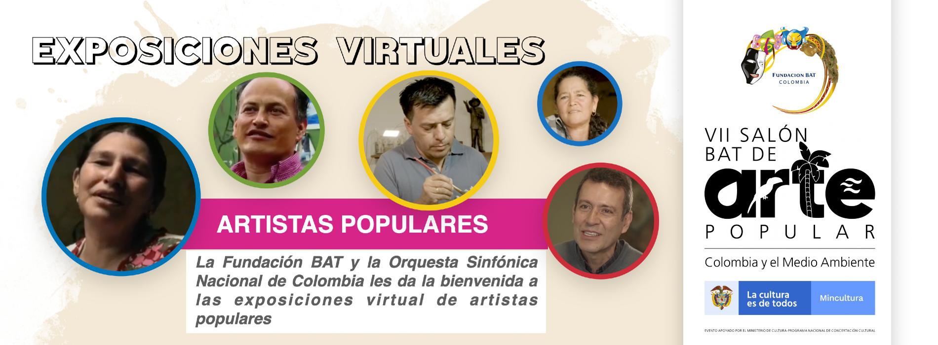 Exposiciones Virtuales 2021