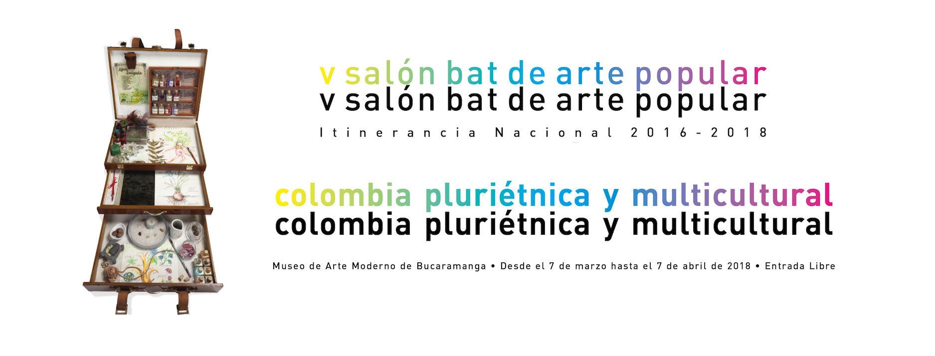 Itinerancia Nacional V Salón de Arte Popular