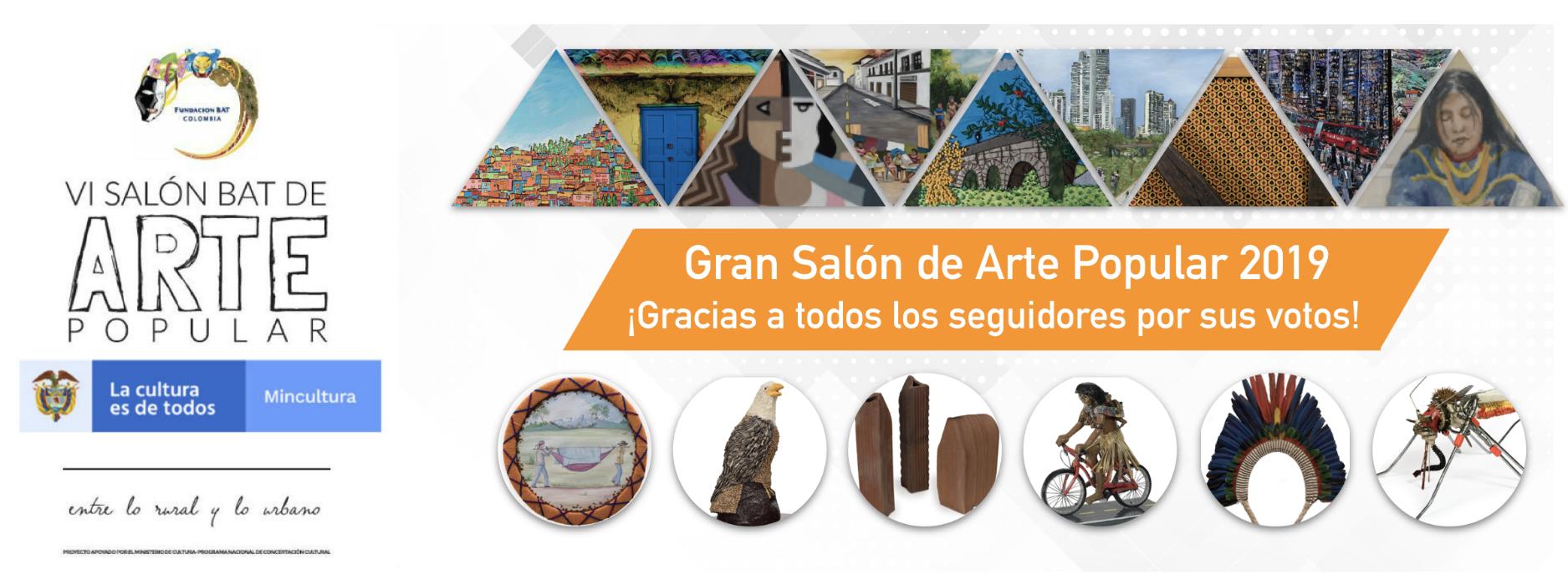 Gran Salón 2019 Gracias