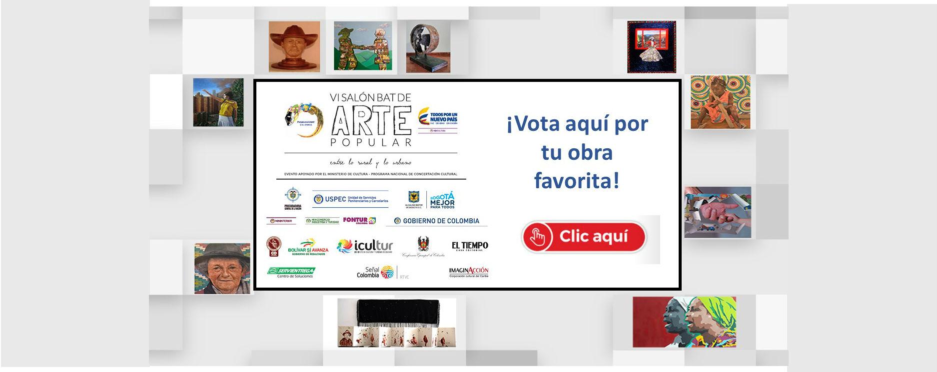 Vota aquí Bogotá