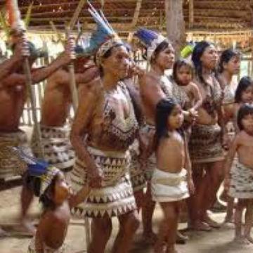 Danza de los Sanjuanes & Indígenas Inga y Kamíntsá
