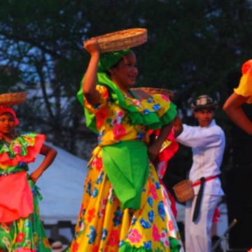 Danza de las Pilanderas