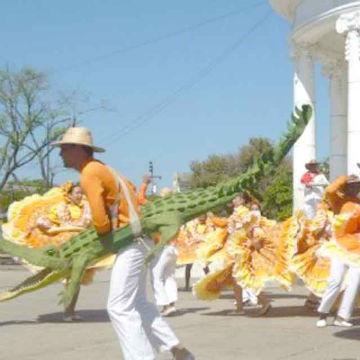 Danza del Caimán