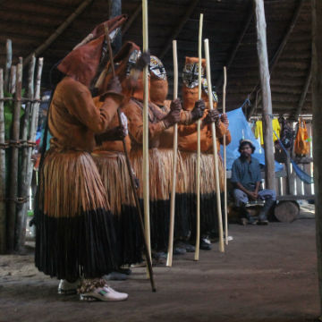Baile del Chontaduro
