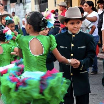 Fiestas de Santa Bárbara / Fiestas de la Araucanidad