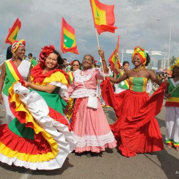 Fiestas Populares de la Independencia de Cartagena