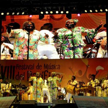 Festival de Musica del Pacifico Petronio Alvarez