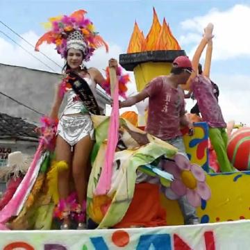 Carnaval de Pubenza
