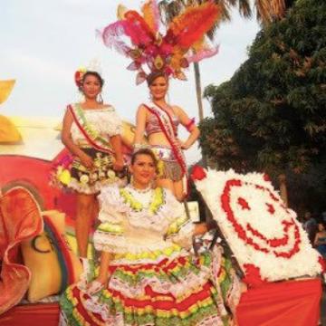 Carnaval y Reinado de la Subienda en Honda