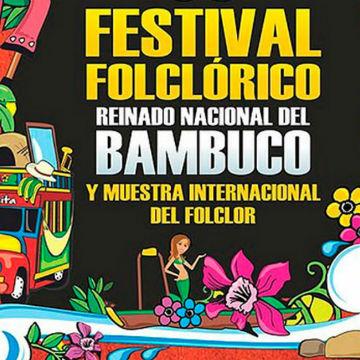 Festival Folclorico y Reinado Nacional dem Bambuco