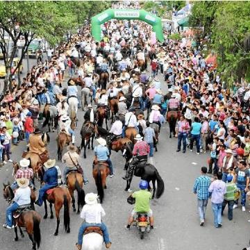Festival de Bucaramanga o Feria Bonita