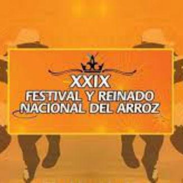 Festival y Reinado Nacional de Arroz en Aguazul