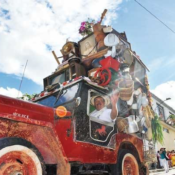 Festival Nacional del Café en Calarcá (Quindío)