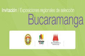 INAUGURACION EXPOSICION REGIONAL BUCARAMANGA