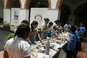 Talleres de Reciclaje y Arte Popular - Barranquilla: Centro Cultural Museo Atlantico