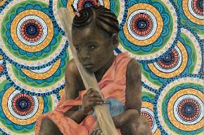 Obras con menciones en el Gran Salón BAT de Arte Popular 2019