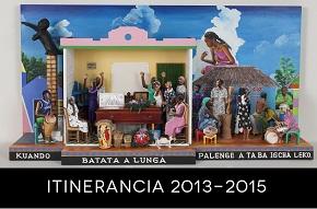 Itinerancia Nacional del IV Salon BAT de arte popular