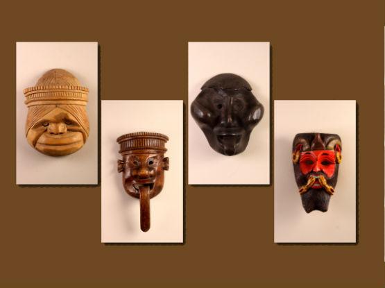 Exposición de Máscaras