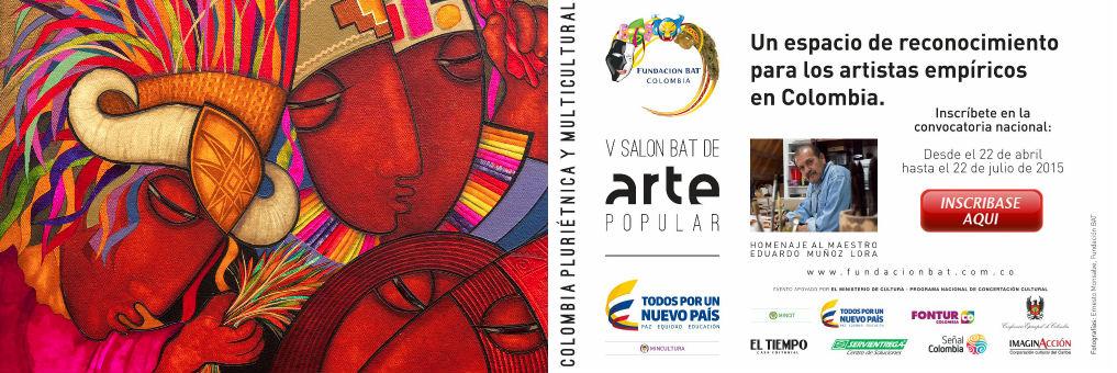 INSCRIPCION V SALON BAT DE ARTE POPULAR