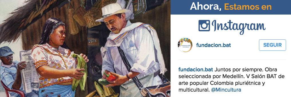 ahora estamos en Instagram @MinisteriodeCultura